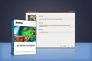 ImTOO 3D Movie Converter