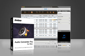 ImTOO Audio Converter Pro for Mac