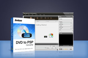 ImTOO DVD to PSP Converter