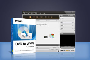 ImTOO DVD to WMV Converter