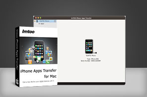 ImTOO iPhone Apps Transfer for Mac