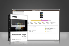ImTOO iPod Computer Transfer for Mac