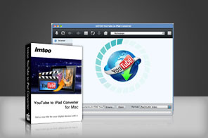 ImTOO YouTube to iPad Converter for Mac