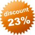 Discount 23
