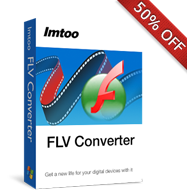 50% OFF for FLV Converter